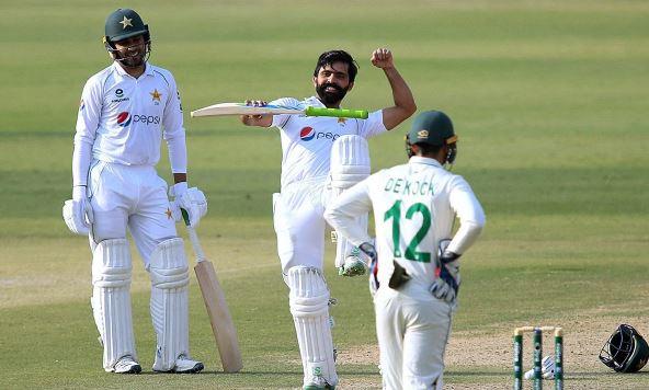 Pak vs Sa test match