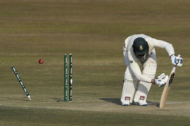 Sa vs Pak Test Match