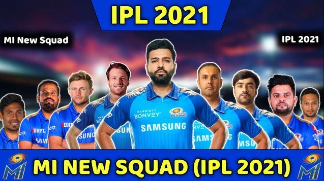 Mi team players list 2021