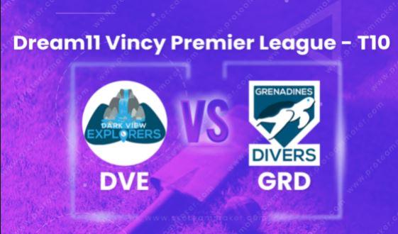 DVE vs GRD live score vpl 2021