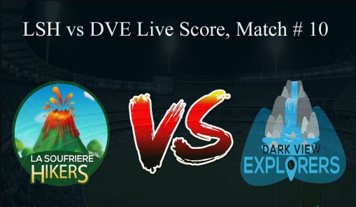 DVE vs LSH live score vpl 2021